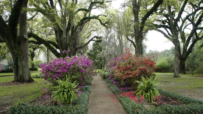 Myrtles Plantation Gardens