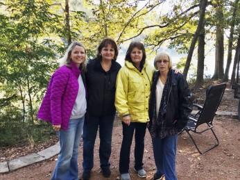 Karen, Karen, Cathy & Kathie (2-Karens & 2-Cathys)