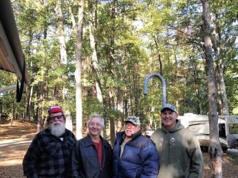 Chris, Bill, Dean & Kevin