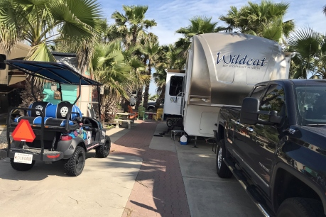 Gulf Waters RV Site