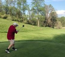 Bill Golf Deer