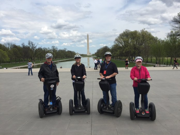 Segway - Washington Monument/Reflecting Pool