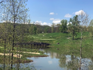 View of Stonewall Golf