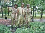 Bronze Three Soldiers