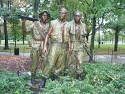 Bronze Three Soldiers