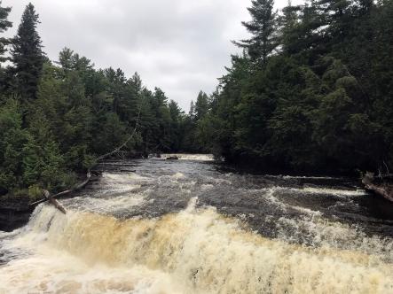 Tahquamenon Falls aka Rootbeer Falls