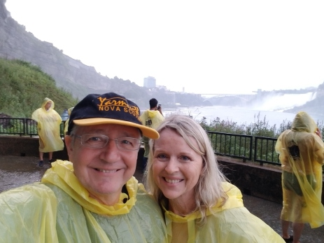 US Falls Boat Tour
