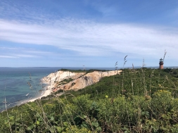 Aquinnah aka Gay Head CliffsLighthouse