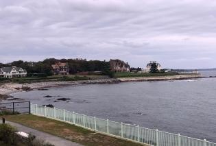 Atlantic Ocean Views from Mansion