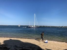 NantucketFishermenLHReflect