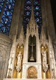 Inside St. Patrick
