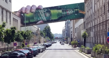 Billboard for Beer Streetwidepg