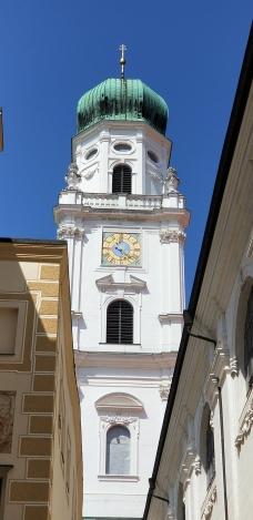 St. Vincent Steeple