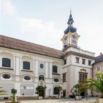Landhaus, Landhausplatz 1 in Linz