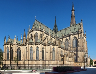 Mariendom (New Cathedral)