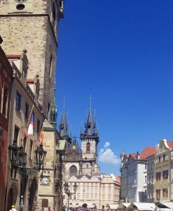 Prague Castle - EBike Tour