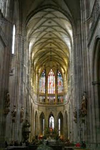 St. Vitus Interior