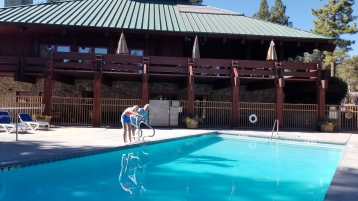 Big Bear Shores Pool