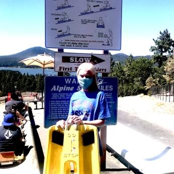 LIly Alpine Slide